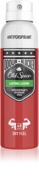 Old Spice Odour Blocker Lasting Legend spray anti-transpirant