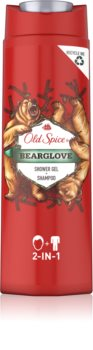 Old Spice Bearglove душ гел за тяло и коса