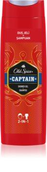Old Spice Captain tusfürdő gél testre és hajra