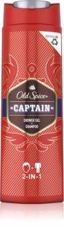 Old Spice Captain душ гел за тяло и коса