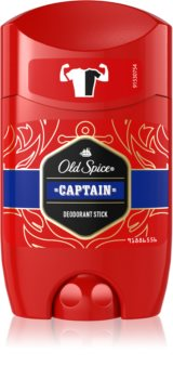 Old Spice Captain Deodorant Stick