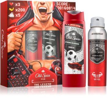 Old Spice Odour Blocker Strong Slugger Gift Set I. for Men