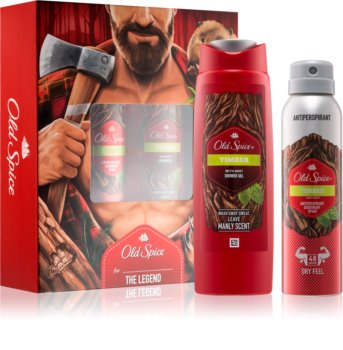 Old Spice Timber lote de regalo I. para hombre