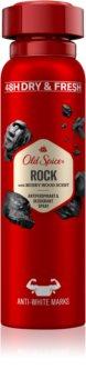 Old Spice Rock deodorant ve spreji