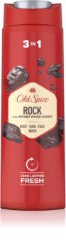 Old Spice Rock tusfürdő gél testre és hajra