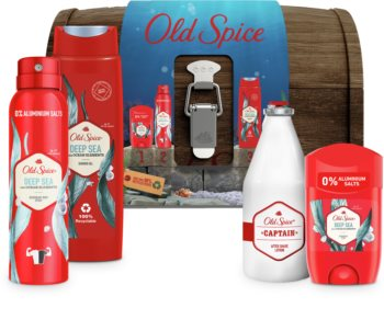 Old Spice Captain Treasure Chest Geschenkset für Herren