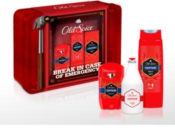 Old Spice Captain Metal Tin подаръчен комплект за мъже