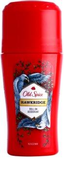 Old Spice Hawkridge deodorant Roll-on para homens 50 ml