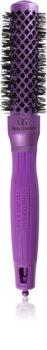 Olivia Garden Nano Thermal Violet Edition kulatý kartáč na vlasy