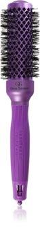Olivia Garden Nano Thermal Violet Edition ronde haarborstel
