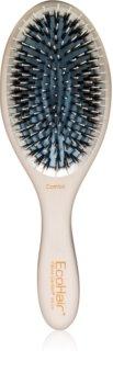 Olivia Garden EcoHair krtača za lase s ščetinami divjega prašiča