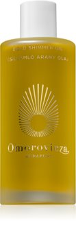 Omorovicza Gold Shimmer Oil pečující tělový olej se zlatem