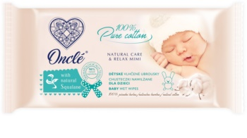 Onclé Baby υγρά μαντηλάκια καθαρισμού για παιδιά