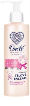 Onclé Baby Beskyttende kropsbalsam til børn fra fødslen