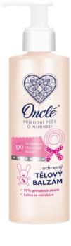Onclé Baby защитен балсам за тяло за деца от раждането им