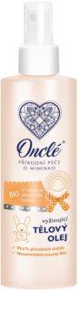 Onclé Baby hranjivo ulje za tijelo za djecu od rođenja