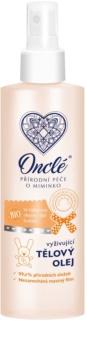 Onclé Baby Nærende kropsolie til børn fra fødslen