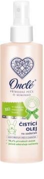 Onclé Baby olio detergente per il sederino dei bimbi