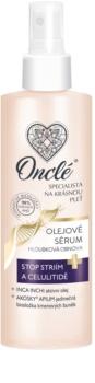 Onclé Woman sérum à l'huile anti-cellulite et vergetures