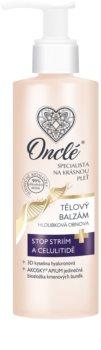Onclé Woman baume corps raffermissant anti-cellulite et vergetures