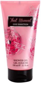 One Direction That Moment sprchový gel pro ženy