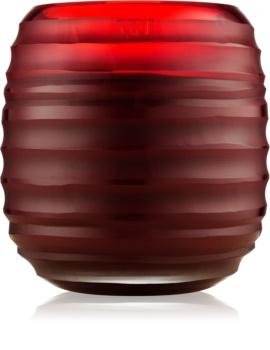 ONNO Sphere Manyara vonná svíčka (red)