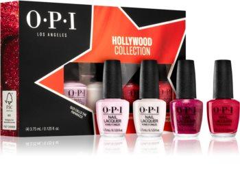 OPI Nail Lacquer Hollywood козметичен комплект (за нокти)