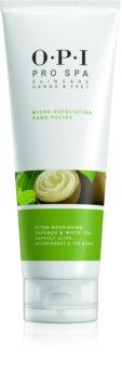 OPI Pro Spa crème exfoliante douce mains