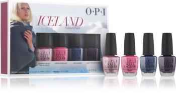 OPI Iceland lote cosmético I.