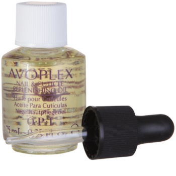 OPI Avoplex aceite nutritivo para uñas con pipeta