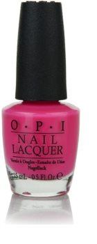 OPI Mexico Collection Nail Polish