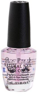 OPI Natural Nail Base Coat podkladový lak na nehty