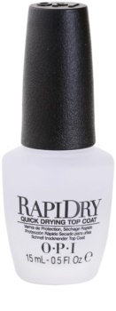OPI Rapidry Fast Drying Top Coat for Nails