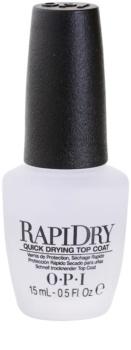 OPI Rapidry protecteur de vernis à séchage rapide ongles