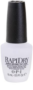 OPI Rapidry szybkoschnący lakier do paznokci do paznokci