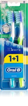 Oral B 3D White Fresh četkice za zube medium