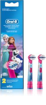 Oral B Stages Power Frozen EB10K tartalék kefék 2 db