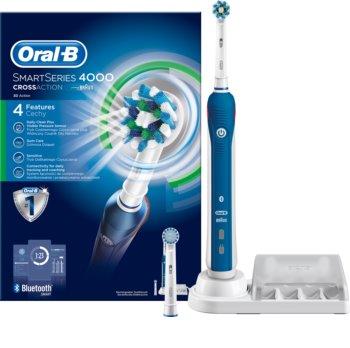 Oral B SmartSeries 4000 D21.525.3M CrossAction ηλεκτρική οδοντόβουρτσα