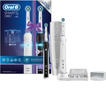 Oral B Smart 5 5900 DUO D601.525.5HXP brosse à dents électrique