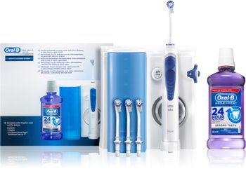 Oral B Oxyjet MD20 coffret cosmétique I. mixte