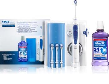 Oral B Oxyjet MD20 coffret I. unissexo