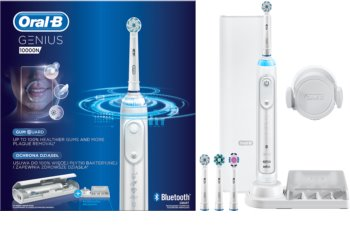 Oral B Genius 10000N White električna četkica za zube