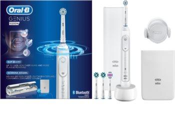 Oral B Genius 10200W White электрическая зубная щетка