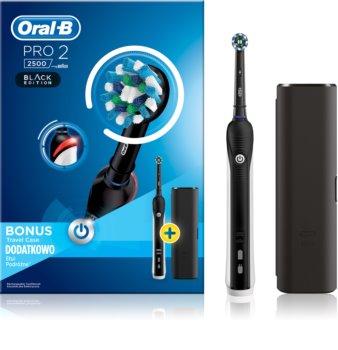 Oral B PRO 2 2500 D501.513.2X električna četkica za zube s etuijem