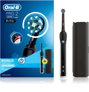 Oral B PRO 2 2500 D501.513.2X Elektrisk tandborste Med väska