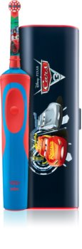 Oral B Stages Power Cars D12.513.1 elektrická zubná kefka (s puzdrom)