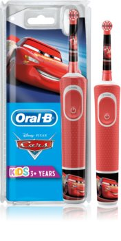 Oral B Vitality Kids 3+ Cars elektromos fogkefe gyermekeknek