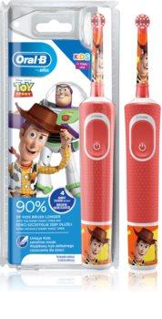 Oral B Vitality Kids 3+ Toy Story elektrische Zahnbürste für Kinder