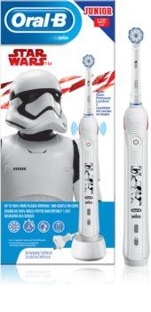 Oral B Junior 6+ Star Wars Electric Toothbrush