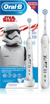 Oral B Junior 6+ Star Wars elektrická zubná kefka